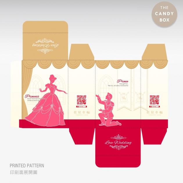 在一起囍糖盒 英國皇室 2