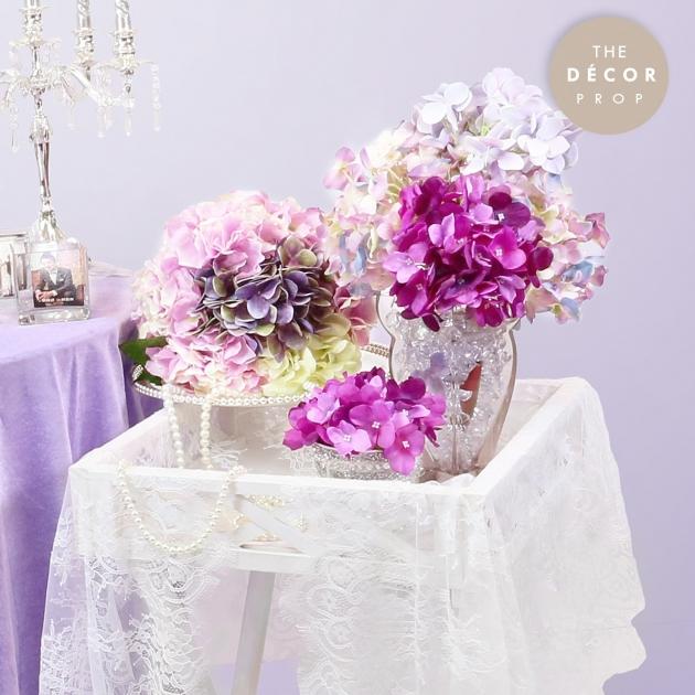 紫色情迷 佈置道具套組 4